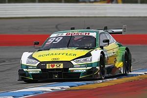 DTM Verslag vrije training DTM Hockenheim: Audi domineert ook tweede training