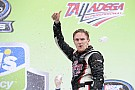 NASCAR Truck Parker Kligerman takes upset win in chaotic Talladega Truck race