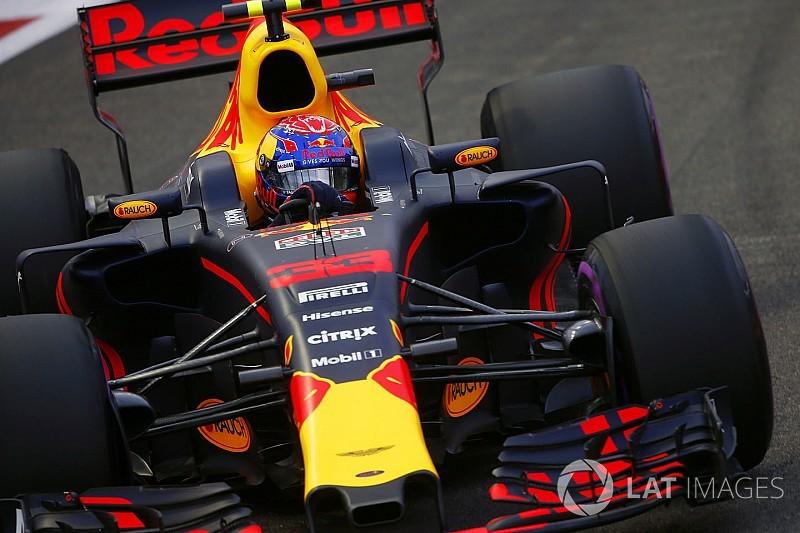 """Verstappen : """"Bien finir la saison sans trop penser à l'avenir"""""""