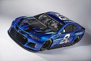 Chevrolet presentó el Camaro ZL1 NASCAR 2018 para la Cup