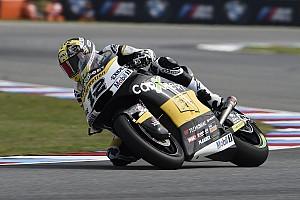 Moto2 Crónica de Carrera Moto2: Luthi domina un sprint de seis vueltas bajo la lluvia