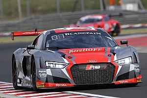 Blancpain Sprint Race report Vanthoor, Fassler sweep Blancpain Hungaroring round