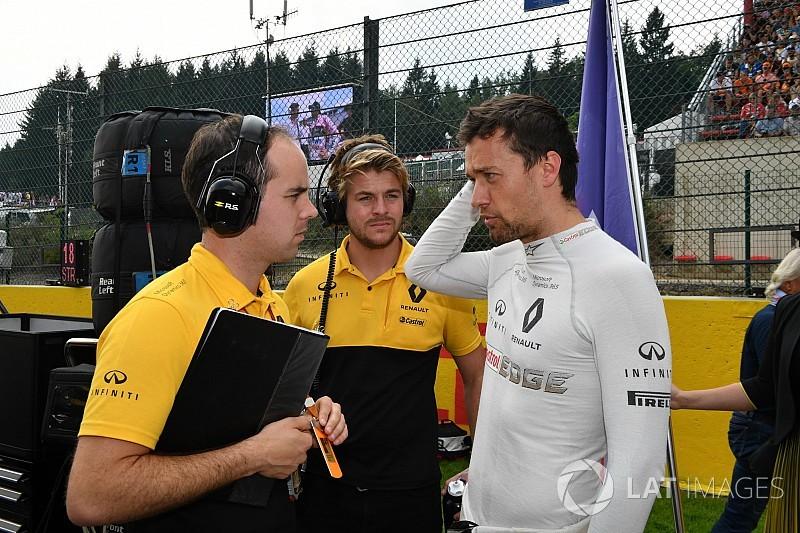 """Palmer estava """"um cara diferente"""" em Spa, diz Renault"""