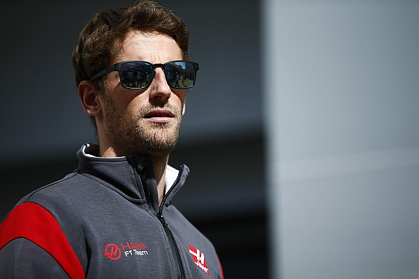 Grosjean perde 'cara ou coroa' e só usa assoalho novo no TL3