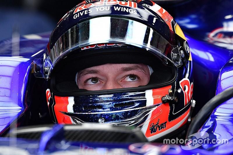 Квят пообещал вдохновить команду на поиск проблемы с его машиной