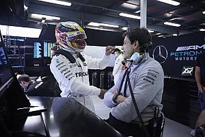 Fórmula 1 Entrevista Como uma reunião na cozinha reaproximou Wolff de Hamilton
