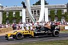 Kubica resmi tes F1 bersama Renault di Hungaroring