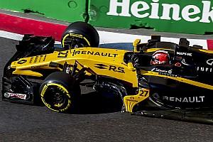 Формула 1 Новость В Renault заверили в улучшении мощности и надежности двигателя