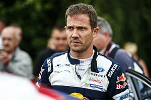 WRC Ultime notizie Ogier protagonista di un brutto incidente in un test in Finlandia