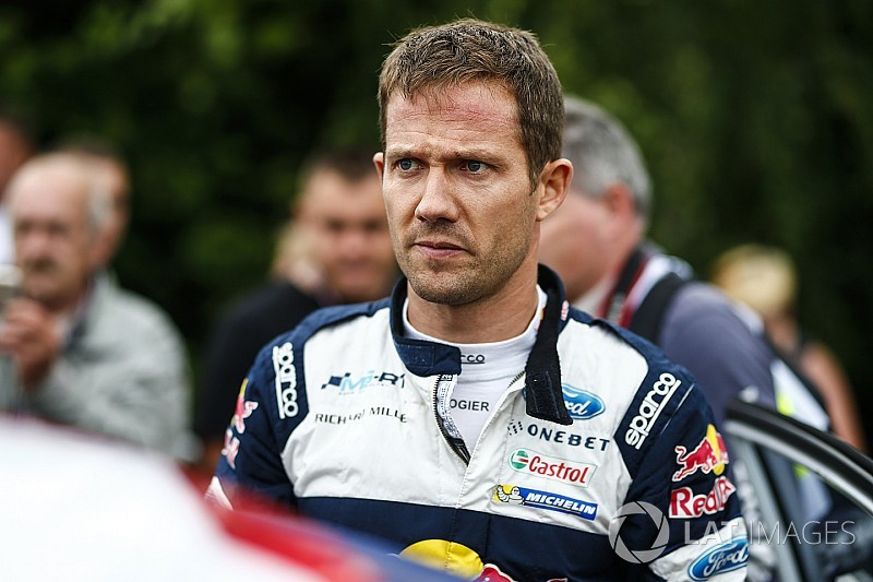 【WRC】Mスポーツ「オジェをチームに留めておくために尽力する」