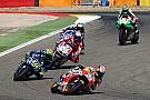 MotoGP Rossi: Jika Pedrosa marah, dia harus balapan sendiri