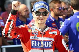 MotoGP Reactions Lorenzo temukan hal positif kualifikasi dari Q1
