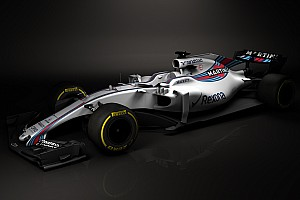Formula 1 Breaking news Revealed: First images of 2017 Williams F1 car