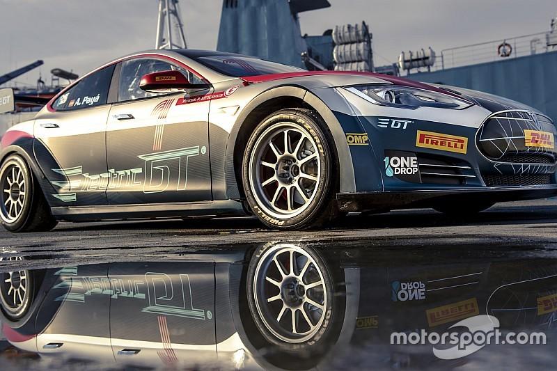 【EGT】世界初電気GTシリーズ始動。フランス・アルノに本部設立