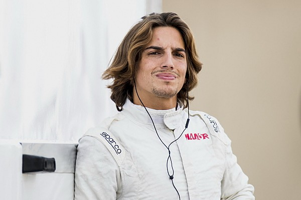 FIA F2 Ultime notizie Merhi correrà con il team Rapax nell'ultima gara del 2017 della F.2