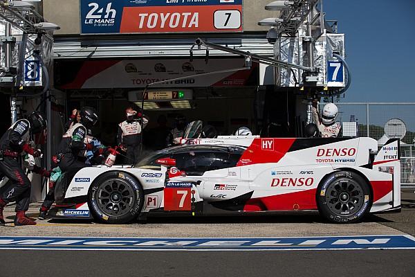 Toyota simuleert willekeurige problemen ter voorbereiding op Le Mans