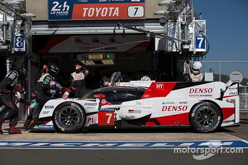 Toyota simulating random failures to prepare for Le Mans