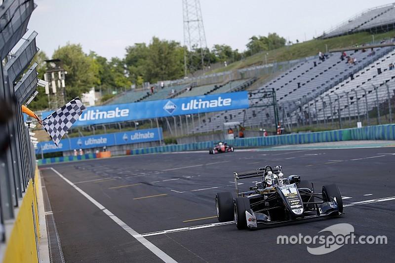 Hungaroring F3: Günther, Ilott ve Eriksson kazandılar