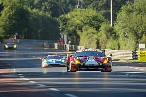 Le Mans Breaking news Bird: GTE lebih cocok menangkan Le Mans