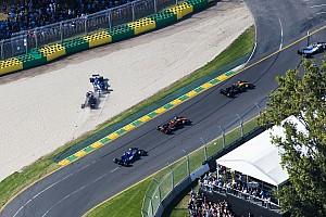 Формула 1 Новость Магнуссен извинился перед Эрикссоном за аварию в Мельбурне