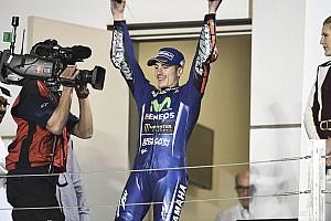 """MotoGP Noticias de última hora Viñales: """"Siento un poco la presión"""""""