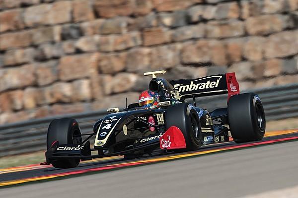 Formula V8 3.5 Gara Orudzhev e Fittipaldi trionfano nelle due gare di Aragon