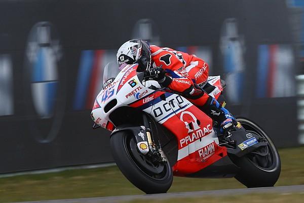 MotoGP Trainingsbericht MotoGP 2017 in Assen: Bestzeit für Scott Redding im Nassen