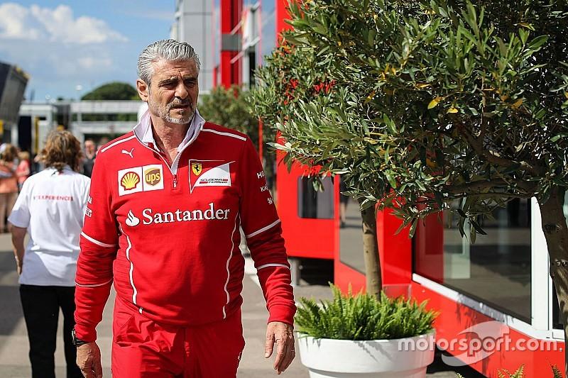 Арривабене озвучил главный итог Гран При Испании для Ferrari