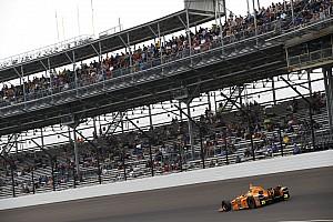 IndyCar 予選レポート