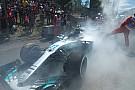 Mercedes a décelé un problème inédit sur le moteur de Bottas