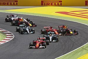 Формула 1 Спеціальна можливість Формула 1 2017: Mercedes, Ferrari та Red Bull у першій половині сезону