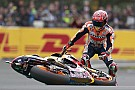 Statistik: Marc Marquez in MotoGP-Saison 2017 bereits 20 Mal gestürzt
