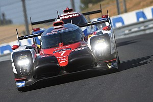 24 heures du Mans Résumé d'essais libres Toyota domine la Journée Test, ORECA impressionne