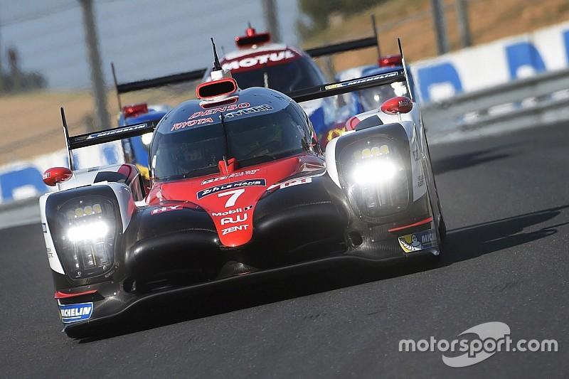 Toyota domine la Journée Test, ORECA impressionne