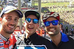 Mugello menjadi panggung kejayaan pembalap Italia