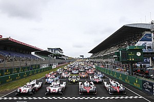 Le Mans Results Le Mans 24h: Full starting line-up in pictures