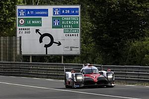لومان أخبار عاجلة تويوتا تعترف أنها تمتلك الحظ الأوفر للفوز في سباق لومان 24 ساعة