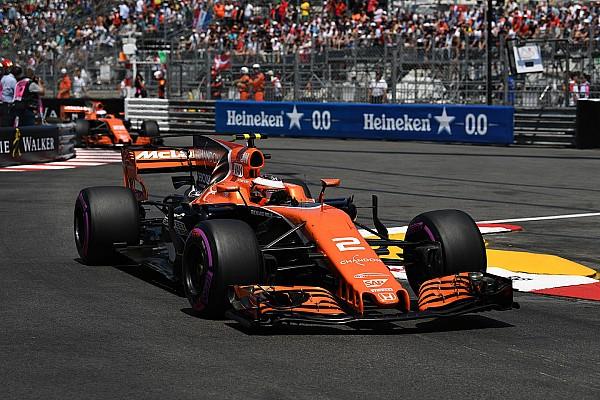 F1 La columna de Vandoorne: 'Esperanzador GP pese a los accidentes'