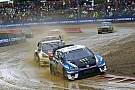 France WRX: Kristoffersson leads Loeb for fourth straight win