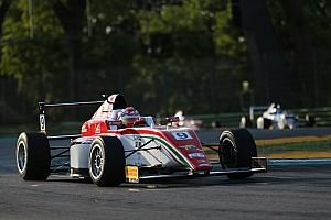 Formula 4 Gara Gara 1: Armstrong trionfa ad Imola davanti a Van Uitert