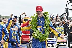 IndyCar Noticias de última hora Rossi gana en Watkins Glen