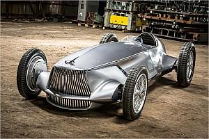 Automotive News Vom F1-Mercedes inspiriert: Infiniti baut Elektro-Silberpfeil