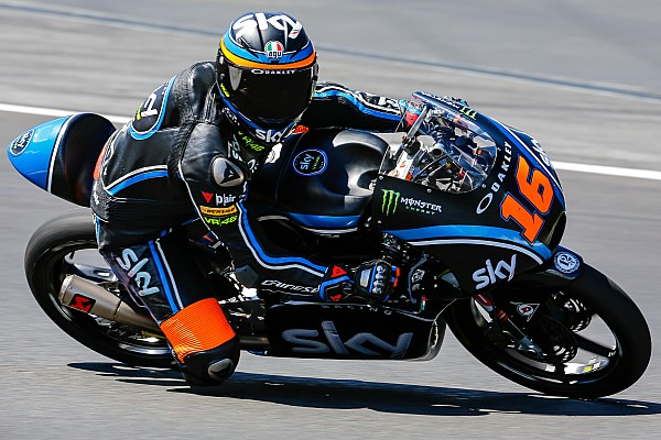 Moto3 Test Test Spielberg, Moto3: team Sky VR46 al lavoro sul telaio 2018