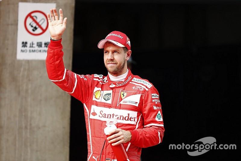 """Vettel: """"Perdí la carrera en el pit lane"""""""