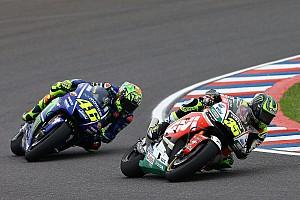 MotoGP Важливі новини Гонщики MotoGP: Протестувати шини Hard цікаво, але не під час вікенду