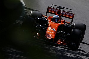 """F1 Noticias de última hora El chasis de McLaren es """"muy, muy competitivo"""" en Montreal, dice Alonso"""