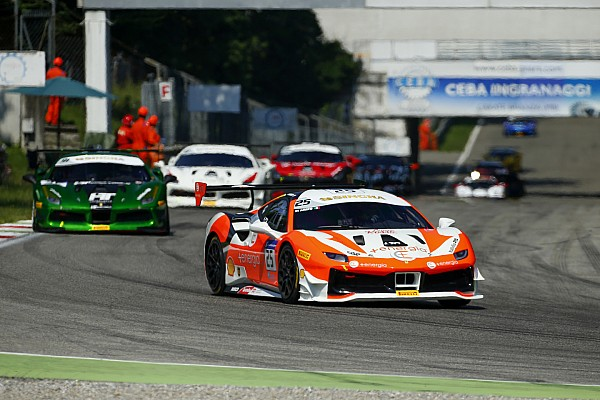 Ferrari Gara Doppietta per Di Amato e Nelson a Monza, Hassid: primo centro