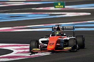 GP3 Qualifying report Paul Ricard GP3: Boccolacci leads French 1-2-3 in qualifying