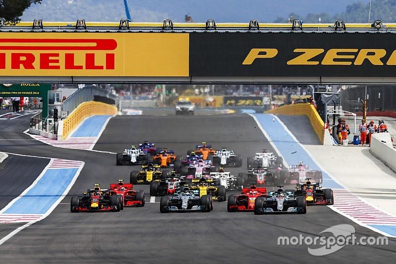 F1: Triple-header keert alleen terug buiten Europa