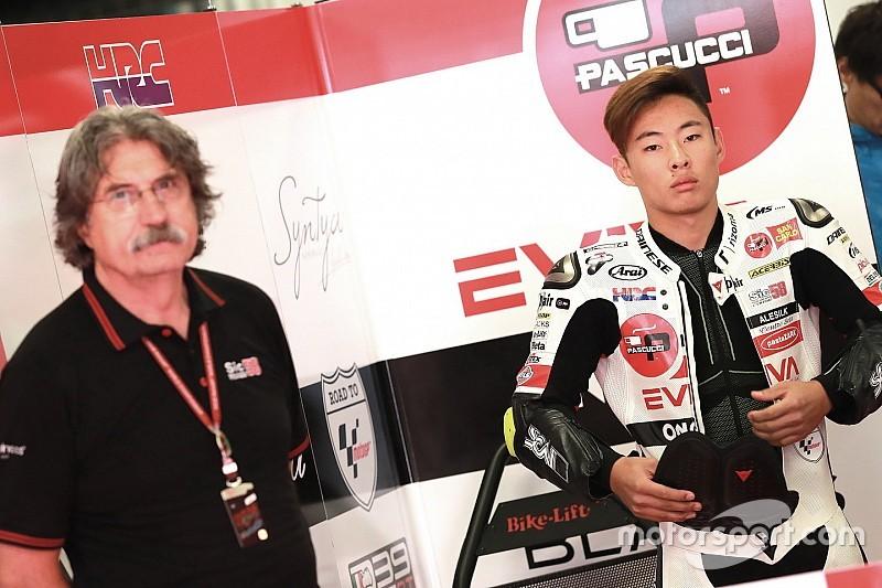 Tatsuki Suzuki continua con SIC58 Squadra Corse anche nel 2019